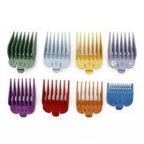 8Pcs Универсальный Волосы Clipper Limit Combs Guide Сменные аксессуары 3-25 мм