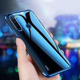 Bakeey Plating Shockproof Transparent Ultra-thin Soft TPU Protective Case for Xiaomi Redmi Note 8 Non-original