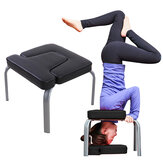 Yoga Headstand Chair Core Strength Inversion Bench Verlicht vermoeidheid Bouw het lichaam op Fitness Kruk