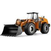Wltoys 14800 1/14 2.4G電気リモートコントロールブルドーザーRCカー車両モデルエンジニアトラックおもちゃ