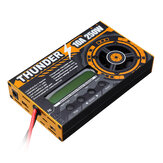 HOTA Thunder 6250 250W 10A DC Balance Charger Discharger For LiPo NiCd PB Battery