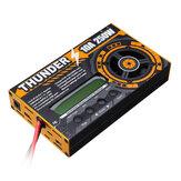 HOTA Thunder 6250 250 W 10A LiPo NiCd PB Batarya Için DC Dengesi Şarj Deşarj