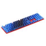 108キー半透明キーキャップセットOEMプロファイルPBTメカニカルキーボード用染料サブキーキャップ