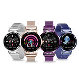 Bakeey H2 3D Dial Case UI Display Women Bracelet Watch Heart Rate Blood Pressure Monitor Smart Watch