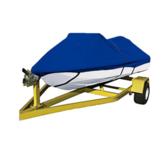 Motorboat Jet Ski Personal Watercraft Cover Waterproof 136-145inch