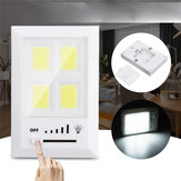 36 LED COB Wireless Night Light 5 Gear Dimming Under Light Armario Porche Cocina