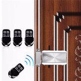 Controle Remoto Bloqueio de portas Bloqueio sem fio Bloqueio anti-roubo Inteligência automática Casa para casa