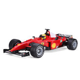 YH2835 1/6 4CH 4WD 76cm Equation Huge RC Car Vehicle Models Indoor Toy Metal Body