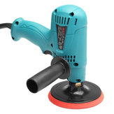 220V 800W Electric Polisher Furniture Polishing Waxing Machine Adjustable Speed 900-3500r/min