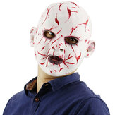 Scary Creepy Halloween Face Mask Masquerade Horror Baby Chucky Ghost Doll Mask