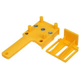6/8/10mm Handheld Dowel Drilling Jig Set Woodworking Straight Hole Drilling Guide Hole Jig
