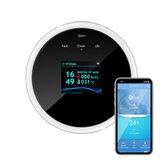 DIGOO DG-ZXGS21 Smart WIFI Gas Leak Detector APP Remote Alert Gas Alarm Sensor Work with Digoolife Smartlife Tuya APP