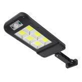 120COB Solar Street Light Motion Sensor remoto Area Security Road Lamp IP65
