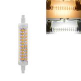 R7S 118MM 10 W SMD2835 bianco caldo bianco puro No stroboscopico LED lampadina luce di mais AC85-265V