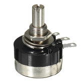 RV24YN20S B103 10K Single Ring Carbon Film Potentiometer 2W 20000rpm