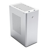 CEMO L1 Aluminum Mini Chassis for HTPC Mini-ITX Desktop Empty Computer Case