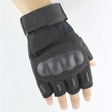 Maatwerk Motorhandschoenen Klimmen Tactische Handschoenen Halfvingerhandschoenen