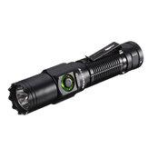 SEEKNITE ST01 XPL HI V3 LED 1200 lúmenes 350 metros USB magnético recargable 18650 Impermeable linterna táctica de bolsillo
