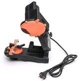 220V / 110V Mini Electric Sharpener Grinder Sharpener Portable Saw Chain Grinder