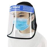 PULUZ PU465 Visiera protettiva Maschera Antischiuma trasparente Antigelo impermeabile