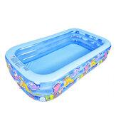JILONG nadmuchiwany basen wysokiej jakości zewnętrzny basen do użytku domowego brodzik dla dzieci dorośli duży nadmuchiwany basen