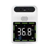 K88 Бесконтактный IR Инфракрасный Термометр Лоб Настенный LCD Высокоточный цифровой Термометр С сигнализацией температуры