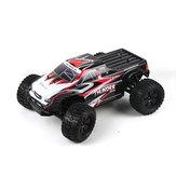 ZD Racing 9105 Donner ZMT-10 1/10 DIY Auto Satz 2.4G 4WD RC LKW-Rahmen ohne elektronische Teile