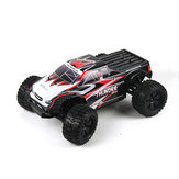 ZD Racing 9105 Thunder ZMT-10 1/10 DIY Coche Kit 2.4G 4WD Marco de camión RC sin piezas electrónicas