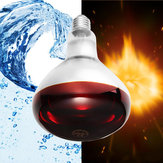 E27 100W 150W 175W 250W Smart Infrared LED Light Pets Bulb Poultry Heat Lamp AC110-240V