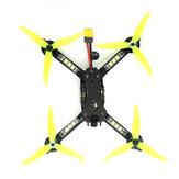 SKYSTARS STX225 إصدار DIY 225 مللي متر RC FPV Racing Drone PNP w / F405 AIO RGB LED 1200TVL 600mW VTX