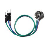 3pcs Pulse Heart Rate Sensor Module Pulse Sensor Wemos for Arduino - products that work with official Arduino boards