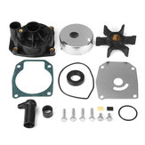 Water Pump Impeller Repair Kit #432955 For Johnson Evinrude 3 CYL 60 65 70 75 HP