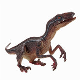 Simulation Dinosaur Model Toy Raptor Children Kids Gift Animal Diecast Model