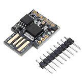 Placa de desenvolvimento Usb Digispark Kickstarter Micro para ATTINY85 Geekcreit para Arduino - produtos que funcionam com placas Arduino oficiais