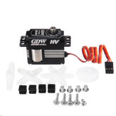 GDW BLS590HV 11KG HV Brushless Metal Gear Digital Servo For 500 520 420 Class Swashplate RC Helicopter