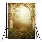 Vinyl Forest Realistic Effect Scenic Photography Backdrop Studio Prop Photo Background