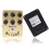 JOYO JF-13 AC Tone Voxs Amp Simulator Guitar Effect Pedal True Bypass Guitar Pedal For Guitar Accessories Guitar Parts