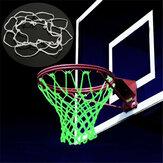Ночная баскетбольная сетка Nylon Запасная баскетбольная сетка На открытом воздухе Sport