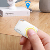Baseus T2 Smart Bluetooth Anti dispositif perdu Mini Ultra-mince Sling Alarme bidirectionnelle Object Tracker