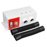 300W-1000W DC 12 / 24V Inversor Aquecedor Ventilador Automóvel Air Warmer Car Degelo Demister Tools Kit