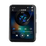 BENJIE X5 8 GB odtwarzacz MP3 Bluetooth HD Lossless MP4 MP5 MP6 Odtwarzacz audio-wideo Wbudowany głośnik Zewnętrzny rejestrator dźwięku Alarm FM