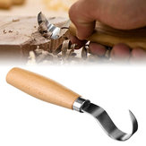 Wood Carving Hook Spoon Chisel Woodworking Cutter Craft Sharp Edge Tool
