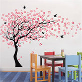 Large Wall Tree Baby Nursery Flower Wall Sticker Cherry Blossom Sticker Kids Vinyl Art Decal