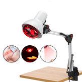 Luz infravermelha da terapia da lâmpada de calor de 220V 100W terapêutica