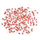 600pcs 5MM Red LED Diode Round Diffused Red Color Light Lamp F5 DIP Highlight