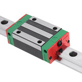 Machifit HGR20 700mm Linear Guide with HGH20CA Linear Rail Slide Block CNC Parts