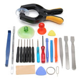 22 in 1 reparatie Opening Pry schroevendraaiers Smart Phone Cell Tools Set Kit Universal Repair Tool