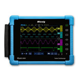 Micsig TO1152 Digital Tablet Oscilloscope 150MHz 2CH 1G Sa/s Real Time Sampling Rate Automotive Oscilloscopes Kit