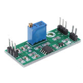 3pcs LM393 Voltage Comparator Power Module Signal Waveform Adjustable High Low Level/Load Drive Dual Channel 4.5-28V High Voltage Module