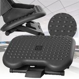 Adjustable Tilting Footrest Under Desk Ergonomic Office Foot Rest Pad Footstool Foot Pegs